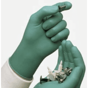 Ansell Healthcare Touch N Tuff Disposable Nitrile Gloves, Powder-Free, Ansell 585836