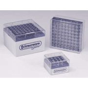 Bel-Art Cryo-Safe Vial Storage Boxes, SCIENCEWARE 188530004 Cryo Tower Storage Systems Four-Level Tower