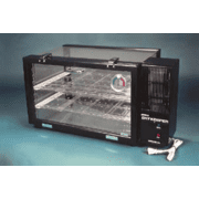Bel-Art Dry-Keeper Large Desiccator and Auto-Desiccator Cabinets, SCIENCEWARE 420580001 Horizontal Desiccator Cabinet