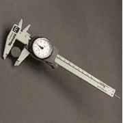 Bel-Art Plastic Calipers, SCIENCEWARE 134160001 Caliper With Dial