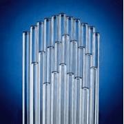 Kimble/Kontes KIMAX Glass Tubing, Standard Wall, Kimble Chase 80200 8 Glazed Ends