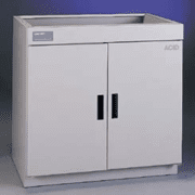 "Labconco Protector Acid Storage Cabinets, Labconco 9905000 80 Cm (311/2"") Height (ADA-Compliant)"