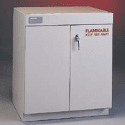 """Labconco Protector Solvent Storage Cabinets, Labconco 9903300 Automatic Self-Closing Doors, 90 Cm (351/2"""") Height"""