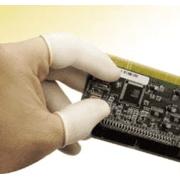 QRP Qualatrile ISO Class 5 Nitrile Antistatic Finger Cots, QRP 9CM