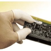 QRP Qualatrile ISO Class 5 Nitrile Antistatic Finger Cots, QRP 9CXL
