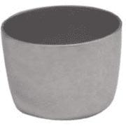 Vwr Crucible Steel 400ML 11648-192