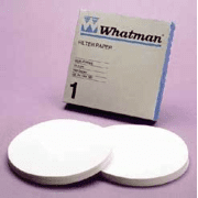 Whatman Grade No. 1 Filter Paper, Whatman 1001-055