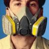 3M Respirator 1/2FACE Facepiece M 6200