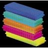 Axygen Axyrack Microtube Racks, Axygen Scientific R-80-YF 80-Well Microtube Racks
