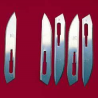 BD Bard-Parker Nonsterile Autopsy Blade, No. 60, BD Medical 371340 Blade Autopsy PK6
