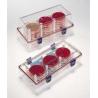 BD GasPak EZ Container Systems, BD Diagnostics 260673 Incubation Container Rack, Standard