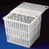 Bel-Art Baskets with Lid, Polypropylene, SCIENCEWARE 187370010