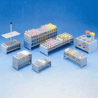 Bel-Art Microcentrifuge Rack Aluminum 80018-0121