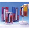 Bel-Art Turntable Petri Dish Rack F189821000