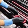 Best Manufacturing Glove 26MIL NEO/RBR Lrg PK12PR CHML-09