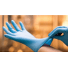 Cardinal Health Gloves Exam Nitrile Xs PK100 8895N
