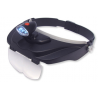 Carson MagniVisorDeluxe Hands-Free Magnifier