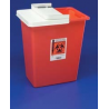 Covidien Container Sharps Red 18 Gal 8998SPG2