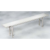 Eagle MHC Gown Bench SOLIDSTAINLS12X60IN CRB1260