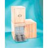 Eberbach Cabinet Seasoned Oak Wood 2800