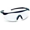 HL Bouton Glasses Safety PRO6200 BLK/CLR 62MB-000