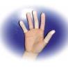 Interworld Network Antistatic Latex Finger Cots, InterWorld 10144-100 Yellow