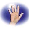 Interworld Network Antistatic Latex Finger Cots, InterWorld 10144-103 Yellow