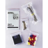 ITW Zipper Close Bags, ITW Minigrip SBE2R69 Clear Bags, 2 Mil Thickness