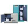 Justrite Cabinet Chem Sc Neutr 48AB 8849272