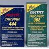 Loctite Adhesive Kit Tak Pak 444 2OZ 20419