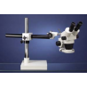 Luxo Corporation 250FL Stereo Microscope 18712