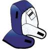 Magid Glove Hard Hat Lngth Wntrlinr 3/PK 1000SHPE