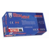 Microflex UltraSense Powder-Free Nitrile Gloves, Microflex US-220-S