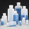 Nalge Nunc Boston Round Bottles, High-Density Polyethylene, Narrow Mouth, NALGENE 2002-0001