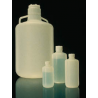 Nalge Nunc Bottles and Carboys, Fluorinated High-Density Polyethylene, Narrow Mouth, NALGENE 2097-0050