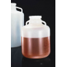 Nalge Nunc Carboys with Handles, Wide Mouth, Polypropylene, NALGENE 2235-0020