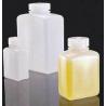 Nalge Nunc Rectangular Bottles, High-Density Polyethylene, Wide Mouth, NALGENE 2007-0032 Translucent