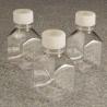 Nalge Nunc Square Media Bottles with Septum Closure, PETG, Sterile, NALGENE 342023-0060