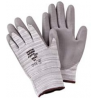 North Safety Products/Haus Glove PU/DYNMA Gry SZ7 PK12PR NFD16G/7S