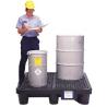 UltraTech International, Inc. 2-drum Economy Spill Pallet N 877-2504