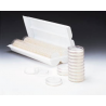 Pall Petri Dishes, 50mm, Sterile, Pall Life Sciences 7242 Plain