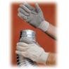 Protective Industrial Products Glv Cbvs 8OZ Dot Plm Men PK12 91-908PDI
