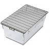 Tecniplast Wire Cage Lid Flat Ss Ga 1354G115-05CS