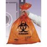 Tufpak Autoclavable Biohazard Bags, 2.0 mil 14220-052 Orange Bags With Indicator