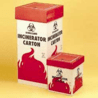 VWR Biohazard Incinerator Cartons 132051002 Benchtop Disposal Carton