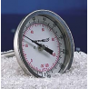 VWR Dual-Scale Bi-Metal Dial Thermometers 21650 150 Mm (57/8