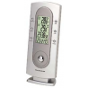 VWR RF Wireless Indoor/Outdoor Digital Thermometer/Clock 683