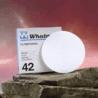 Whatman Grade No. 42 Quantitative Filter Paper, Ashless, Whatman 1442-042