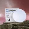 Whatman Grade No. 54 Quantitative Filter Paper, Low Ash, Whatman 1454-125 Filter Circles