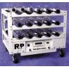 Wheaton 120 V R2P Roller 3 Deck W348881-A